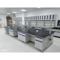 Durable Anti Alkali Chemistry Lab Furniture / Science Lab Benches Manufactures