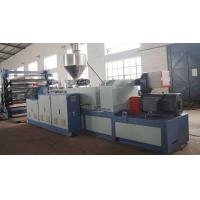 PLC Control Foam Sheet Production Line , Double Screw Extruder Machine Manufactures