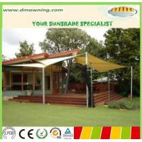 Heavy duty sun shade/shadow sail with UV protection Manufactures