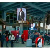 China High Definition Flexible Led Panel Screen Display Outdoor Advertising on sale