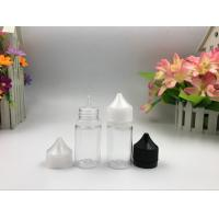 30ml Chubby Gorilla Bottles  With Childproof Tamper Evident Cap And Long Thin Tip Dropper Manufactures