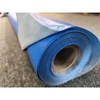China Colored Roof Underlay Membrane , Breathable Self Adhering Roofing Underlayment on sale