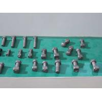 China high strength track bolts and nuts 10.9 12.9 for excavator and bulldzoer tractor parts on sale