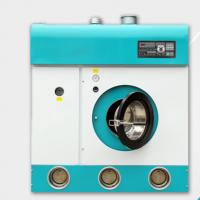 Automatic Commercial Dry Cleaners / Clothes Dry Cleaning Equipment Full Closed Manufactures