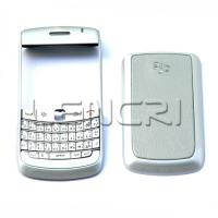 Colorful BlackBerry 9700 Full Housing with Silver surface Manufactures
