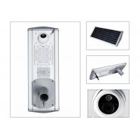 Outdoor Surveillance 30W Solar LED Garden Light Monocrystal Panel With Camera Manufactures