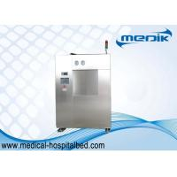 Vertical Sliding Door CSSD Sterilizer , Steam Sterilization Equipment Manufactures