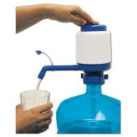 China Innovative Vacuum Action Hand Press Water Dispenser Pump Easy To Clean on sale
