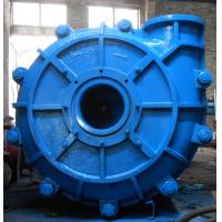 China 200ZGB Heavy Duty Slurry Pump , Submersible Sludge Pump ISO / CE Passed on sale