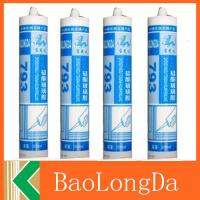 China One component acetic general purpose silicone sealant for application glass & aluminum on sale