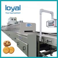China New Condition Small Scale Nougat Biscuit Sandwiching Machine on sale
