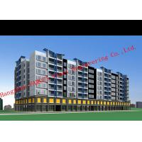 China Structural Steel Framed Multi-Storey Steel Building EPC Contractor General And High Rise Building on sale