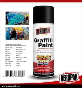 Graffiti Spray Paint / Aerosol Spray Paint Graffiti 400ml/ Free Sample Eco-Friendly Fancy Graffiti Spray Paints Manufactures