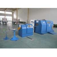 Single Twist Copper Wire Twisting Machine 30MM - 200MM Cable Laying Equipment Manufactures