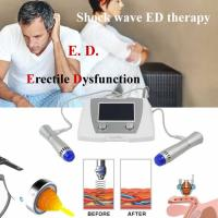 China Personal Home Use ED Shockwave Therapy Machine Ed Erectile Dysfunction on sale