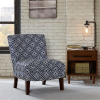 Bronc Floral Accent Chair Sunroom With Individually Placed Silver Nail Heads Manufactures