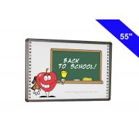 School Education Smart Touch Screen Interactive Whiteboard 1920X1080 Pixels Manufactures