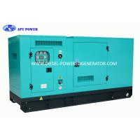 Rate Output 250kVA diesel powered generator 6 Cylinder With Doosan Engine Manufactures