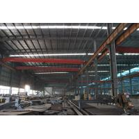 Q235 , Q345 Light Frame Industrial Steel Buildings For Textile Factories Manufactures