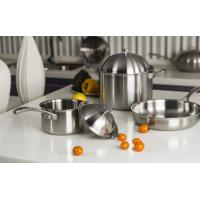 Stockpot with three-layer composite cookware Manufactures