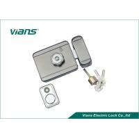 Low Noise Automotive Electronic Front Door Lock For Iron Gate / Wooden Doors Manufactures