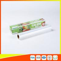 Kitchen Food Safe PE Cling Film  For Cooking / Food Keeping Clean Manufactures