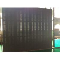Outdoor Full Color Led Mesh Screen P16-16 With 1000*1000*50 Mm Cabinet Manufactures