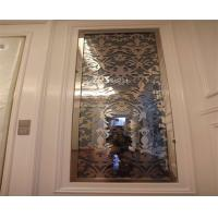 Stainless Steel Mirror Sheet Metal for Interior SCREEN PANEL Wall decoration Manufactures