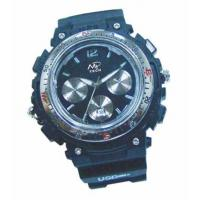 Quality Wireless Car MP3 Watch with LED Backlight for sale