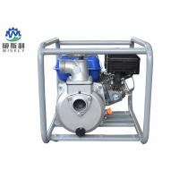 6.5hp Gas Engine Sprayer Pump / Gas Powered Irrigation Pump For Farms Manufactures