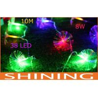 CE Approved 106W Green Waterproof LED String Lights , Holiday Decoratve Light Manufactures