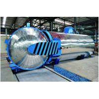 Composite Autoclave with automatic PLC controlling system and safety interlock Manufactures