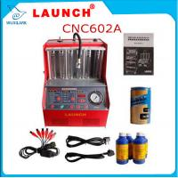 Launch CNC602a Injector Cleaner and Tester CNC-602 110V & 220V Manufactures