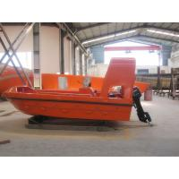 60HP Outboard  Engine EC Certificate Marine rescue boat equipment and rescue boat hook For 6 persons In china Manufactures