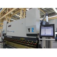 880mm Table Height Accurpress Press Brake 175 Ton , Hydraulic Plate Bending Machine Manufactures
