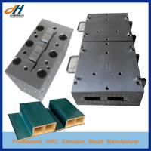 PVC Wood Plastic Wall Panel Board Mold