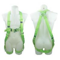 Safety Harness - 3 D Ring, Model# DHQS041 Manufactures