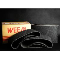 Anti Static Floor Abrasives Sanding Belts , Silicon Carbide Grain Manufactures