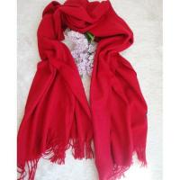 Solid wool shawl Manufactures