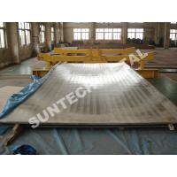 Austeninic Stainless Steel 316L 31603 / 516 Gr.70 Square Clad Plate for Column Manufactures