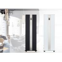 Stand Alone Electric Hotel Scent Diffuser Machine Black Metal 155 * 155 * 520mm Manufactures