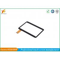 Square Smart House Touch Screen , Long Life Home Automation Touch Panel Manufactures