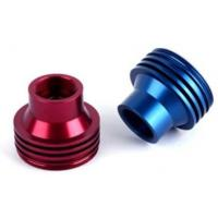 Various Color Precision CNC Turned Components Anodized Aluminum Connected Joint Parts Manufactures