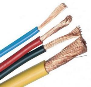 China Ethylene Propylene Rubber Flexible Welding Cable H01N2 D BS EN 50525 2 81 on sale