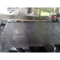China 304 316 Food Grade 0.5mm thickness Stainless Steel Perforated Metal Sheet on sale