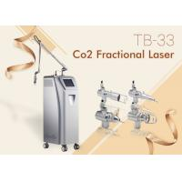 Fractional co2 laser treatment for stretch marks , acne scars , Sun damage recovery Manufactures