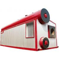 China Chemical Industry Gas Fired Hot Water Boiler Long Running Fast Charging Explosion Proof on sale