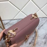 2019 CHARLES & KEITH Small CK Love Letter All Cowhide Original Hardware Chain, inside have Adequate Space,womens handbag Manufactures