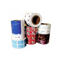 Flexible Solventless Food Packaging Films For Ziplock Pouches Manufactures