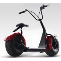 China Unique Haley 1000w City Electric Portable Mobility Scooters With Rear Shock Absorber on sale